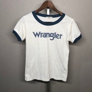 Wrangler Old School T-shirt